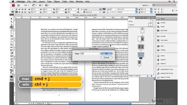 Text essentials: InDesign CS4: Typography
