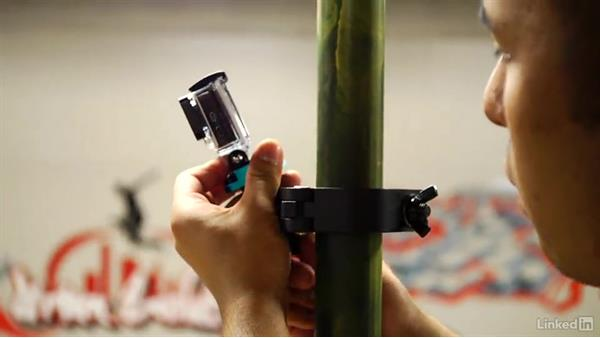 Mounting to poles for heavy duty mounting: Video Gear: Support & Grip