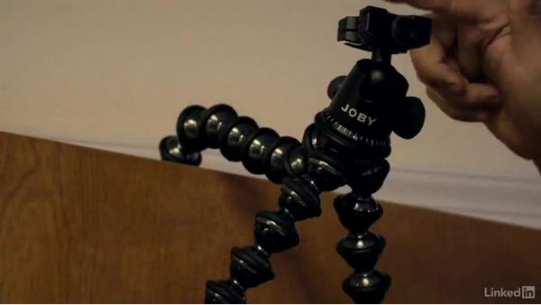 Mounting a DSLR to a micro tripod: Video Gear: Support & Grip