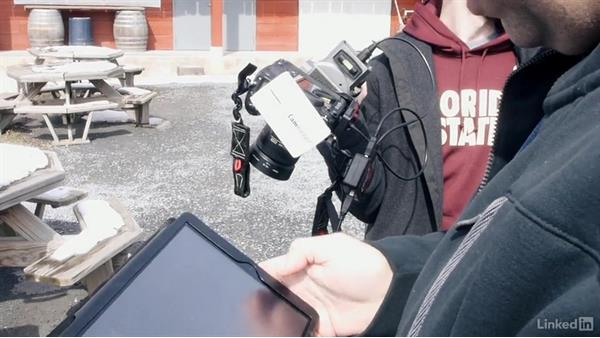 Remotely controlling cameras: Video Gear: Support & Grip