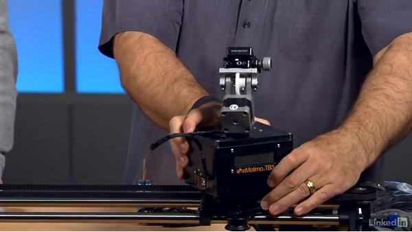 Using the eMotimo TB3 to control your camera: Video Gear: Support & Grip