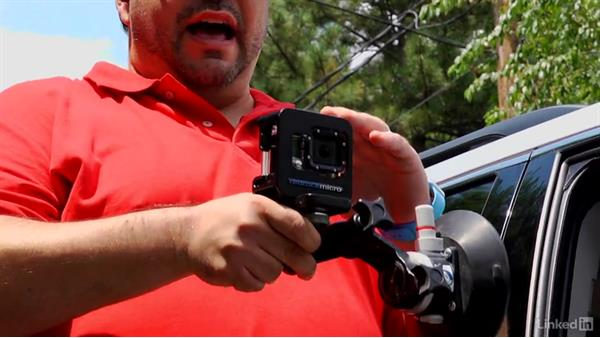 Mounting cameras to the outside of a car: Video Gear: Support & Grip