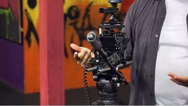Using a low profile tripod: Video Gear: Support & Grip