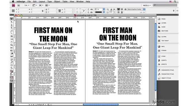Auto-leading and why to avoid it: InDesign CS4: Typography