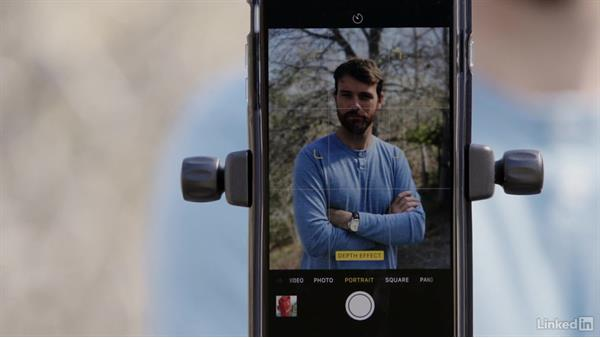 Use Portrait Mode: iPhone and iPad Photography with iOS 10