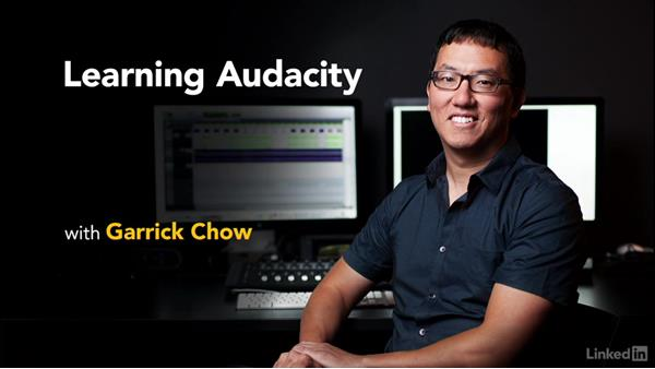 Next steps: Learning Audacity