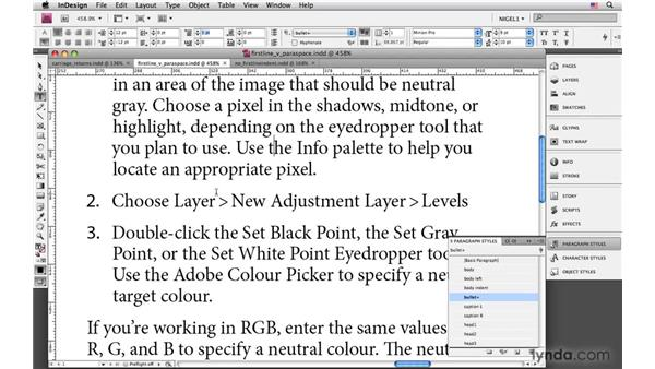 Using first-line indents versus paragraph spacing: InDesign CS4: Typography