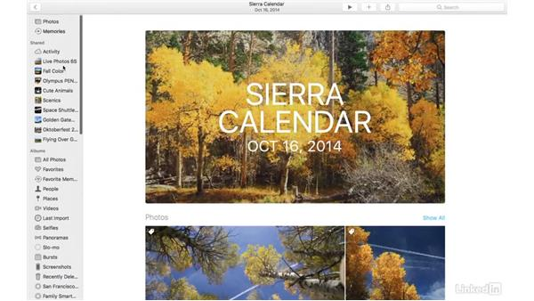 Create your own Memory: Photos for macOS Essential Training
