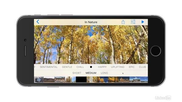 Play Memories on your iPhone: Photos for macOS Essential Training