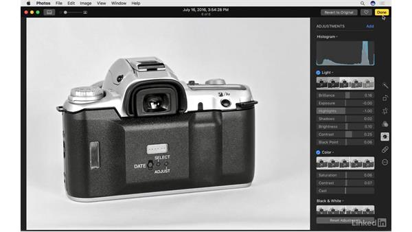 Create a Reference Library: Photos for macOS Essential Training