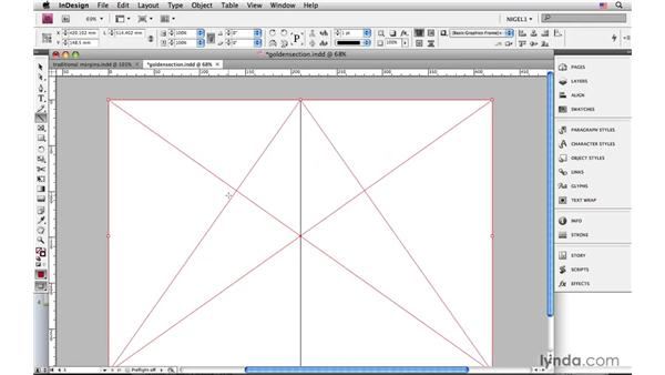 Setting margins: InDesign CS4: Typography