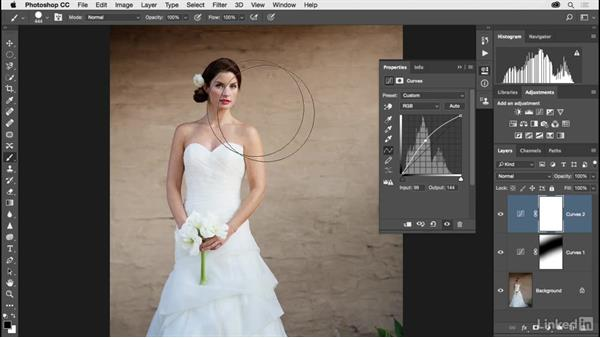 Feathering a mask: Photoshop CC 2017 for Photographers