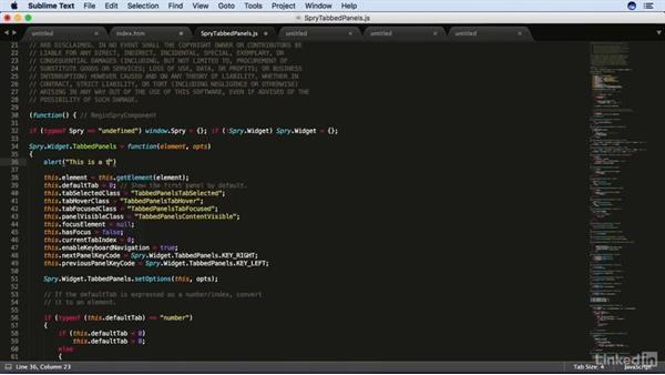 Basic editing features: Learn Sublime Text 3: The Basics