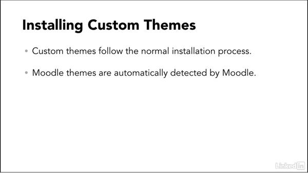 Understanding custom theme creation: Moodle Advanced Techniques: Working with Themes