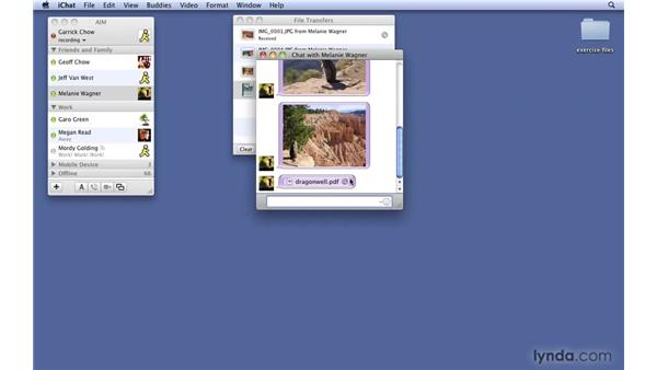 Working with Quick Look integration: Mac OS X 10.6 Snow Leopard New Features