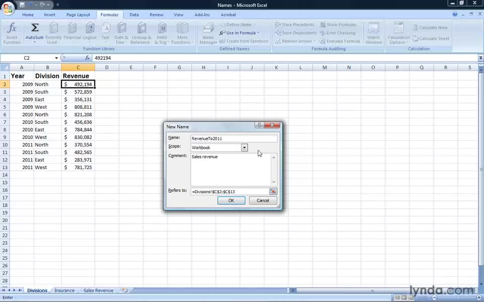 how to use vlookup formula in excel 2007 with example