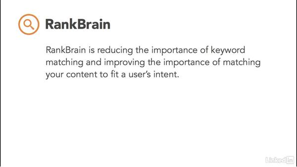 RankBrain and the future of search: Advanced SEO: Search Factors