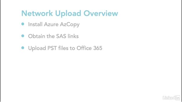 Use the import service for data migration: Office 365: Plan for Exchange Online and Skype for Business Online