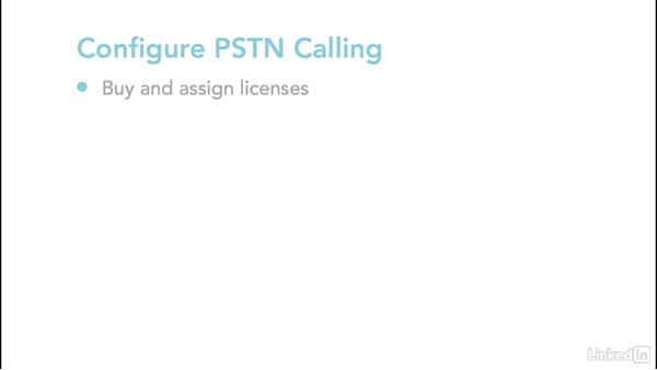 Configure Skype Cloud PBX and PSTN conferencing: Office 365: Plan for Exchange Online and Skype for Business Online