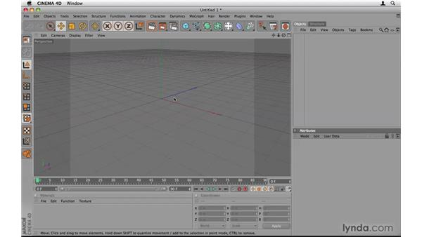 Introducing Cinema 4D: After Effects Project Workflow