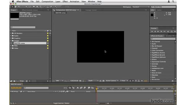 Deciding on comp size: After Effects Project Workflow