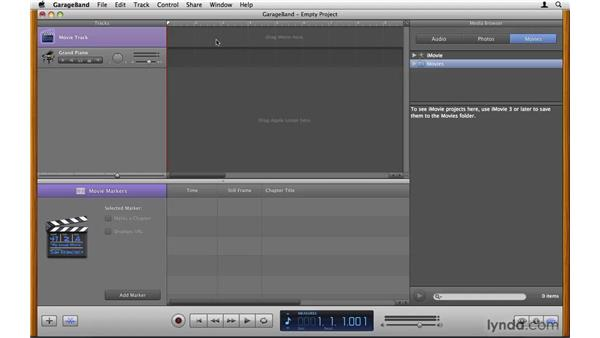 Importing the video: After Effects Project Workflow