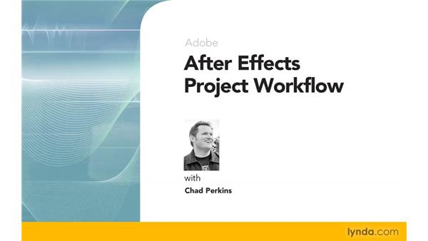 Goodbye: After Effects Project Workflow