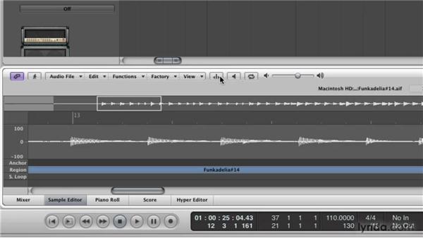 Quantizing audio: Logic Pro 9 New Features