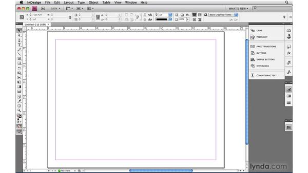 What's new in CS4: InDesign CS4 Power Shortcuts
