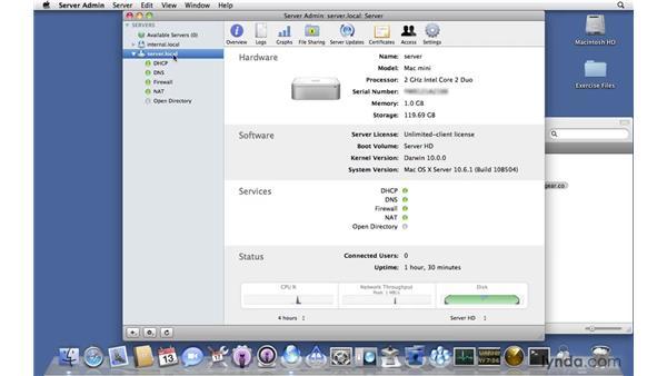 Completing an SSL certificate setup: Mac OS X Server 10.6 Snow Leopard New Features