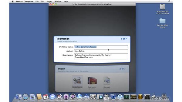 Introduction to Podcast Composer: Mac OS X Server 10.6 Snow Leopard New Features