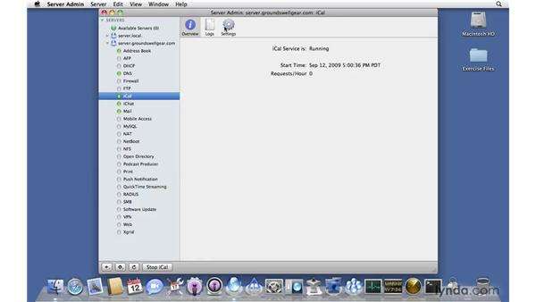 Setting up push services: Mac OS X Server 10.6 Snow Leopard New Features