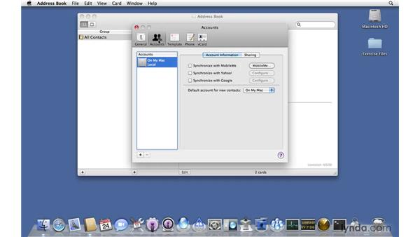 Configuring clients: Mac OS X Server 10.6 Snow Leopard New Features