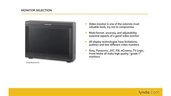 The basics of suite setup: Color 1.5 Essential Training