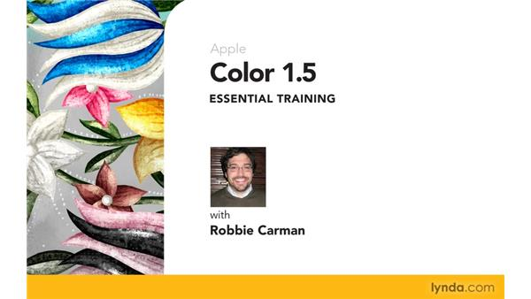 Goodbye: Color 1.5 Essential Training