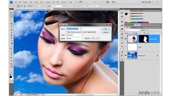 Multiplying the edges: Photoshop Smart Objects