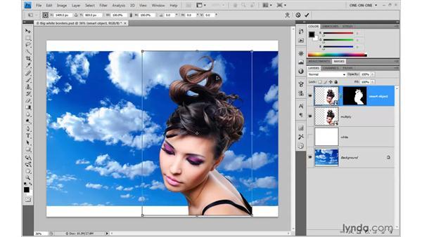 Free Transform feedback: Photoshop Smart Objects