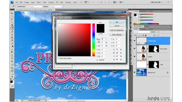 : Photoshop Smart Objects