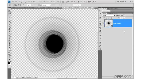 Editing the root image: Photoshop Smart Objects