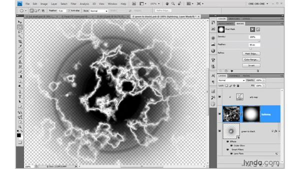 Updating nested Smart Objects: Photoshop Smart Objects