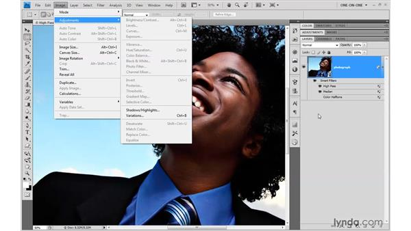 Introducing the non-filters: Photoshop Smart Objects
