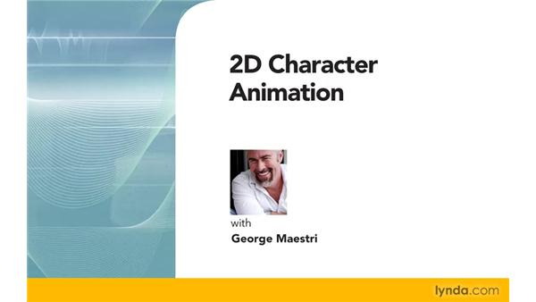 Goodbye: 2D Character Animation