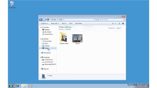 Exploring the results of Easy Transfer: Migrating from Windows XP to Windows 7