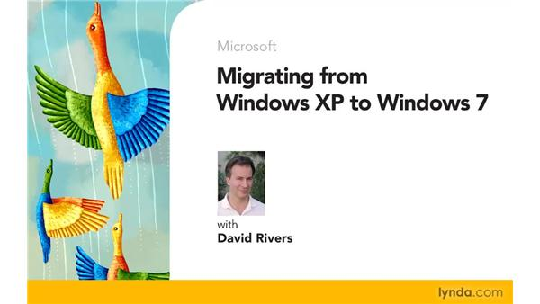 Goodbye: Migrating from Windows XP to Windows 7