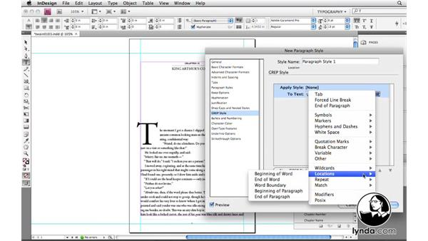 Welcome: Learning GREP with InDesign