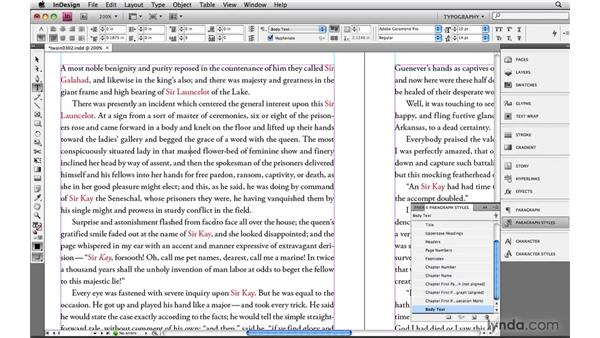 Building subexpressions: Learning GREP with InDesign