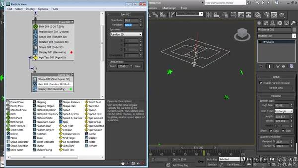 Understanding the material editor interface: 3ds Max 2010 Essential Training