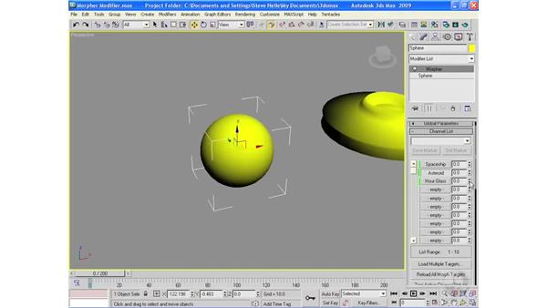 Taking advantage of material libraries: 3ds Max 2010 Essential Training