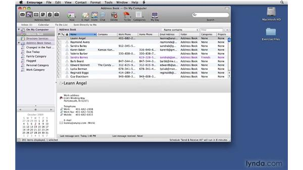 Overview: Office 2008 for Mac: Small Business Projects