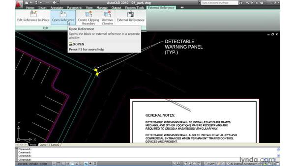 Exploring the updated Ribbon: AutoCAD 2010 New Features